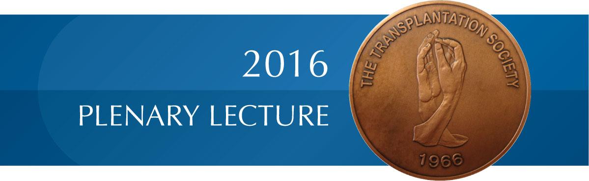 2016 plenary lecture