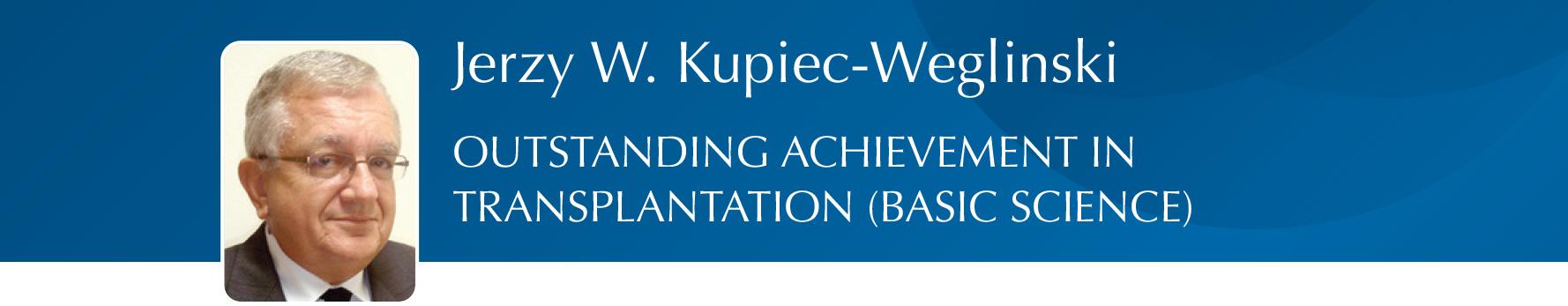 recognition2018 Jerzy W Kupiec Weglinski