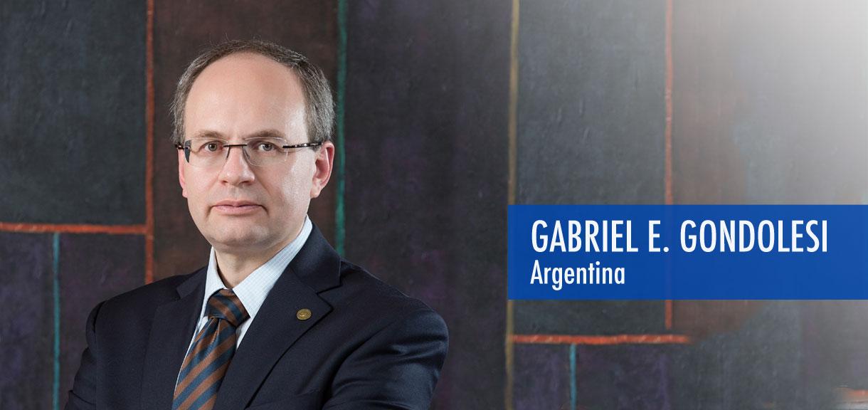 Gabriel E. Gondolesi