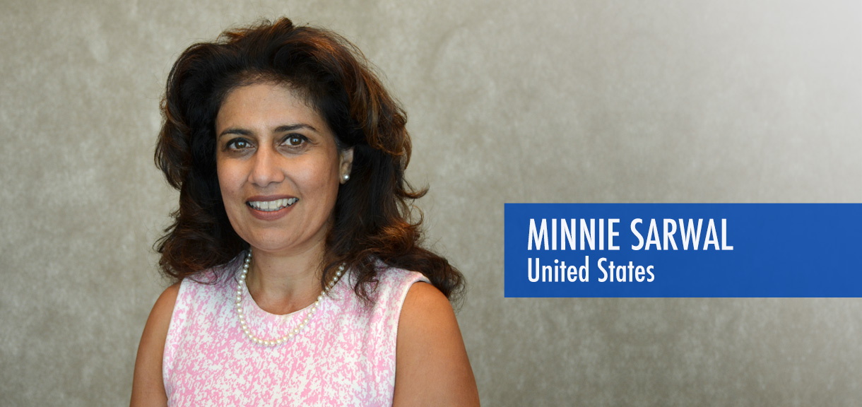 Minnie Sarwal