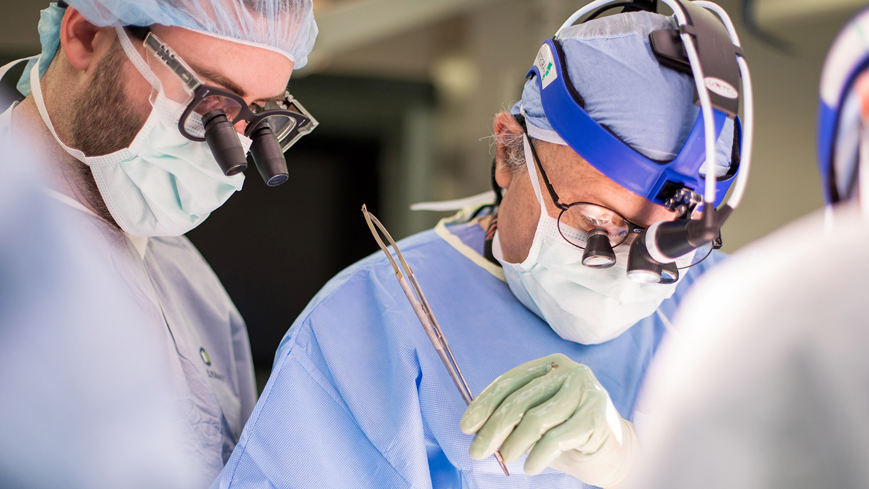 Peter Stock surgery