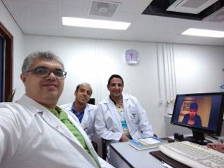 Ahmed Akl w Doctors